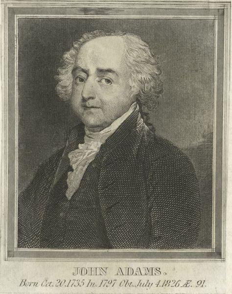 John Adams Free NY library
